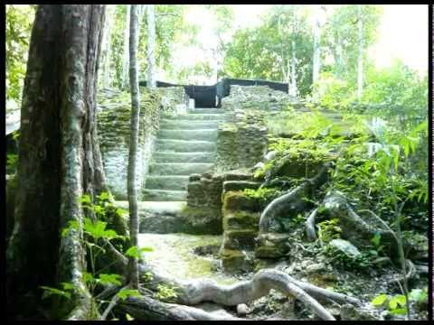 Sitio arqueologico El Mirador