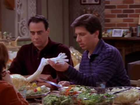 Everybody Loves Raymond - The Tofu Turkey (Tofurkey) Thanksgiving