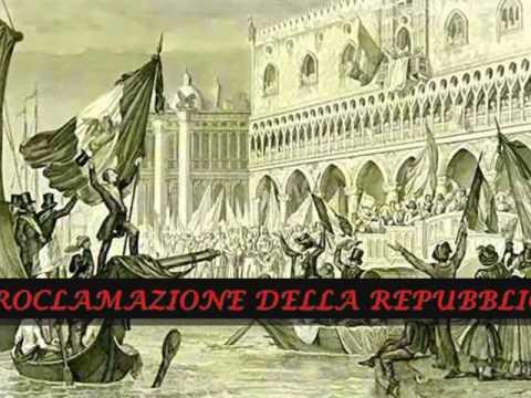 BREVE STORIA DELLA RIUNIFICAZIONE D'ITALIA - PARTE SECONDA -
