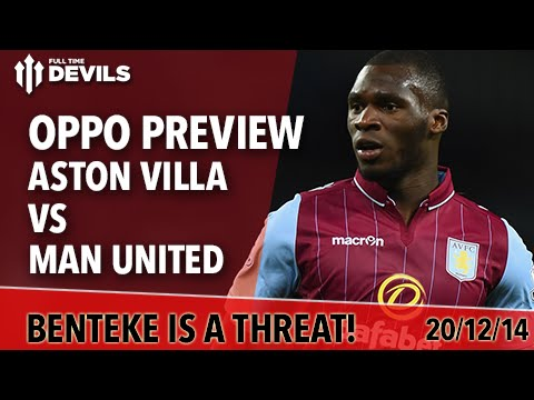 Oppo Preview | Aston Villa vs Manchester United | Match Preview