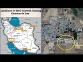 شاهد بالخرائط: معسكرات سرية إيرانية لتدريب الميليشيات الشيعية وتنفيذ عمليات إرهابية في العالم-تفاصيل