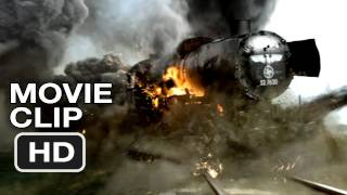 Red Tails Movie Clip - Train Attack (2012) HD