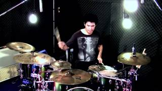 ARAYA - Bodyslam -  - (Great Thai Song Drum Cover)
