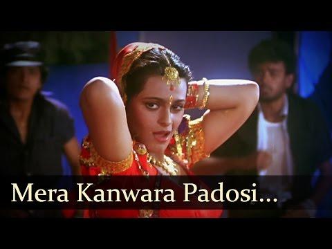 Mera Kanwara Padosi - Shilpa Shirodkar - Anil Kapoor - Benaam Badshah - Bollywood Item Songs