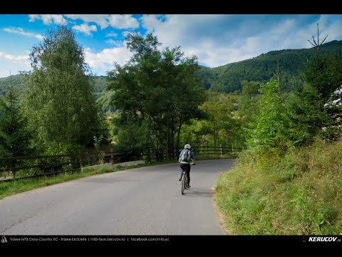 VIDEOCLIP Traseu MTB Zarnesti - Predelut - Bran - Predelut - Zarnesti [VIDEO]