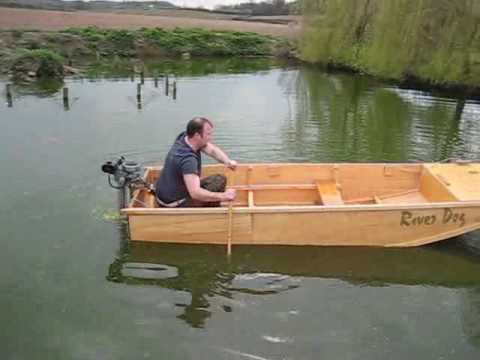 Homemade Boats