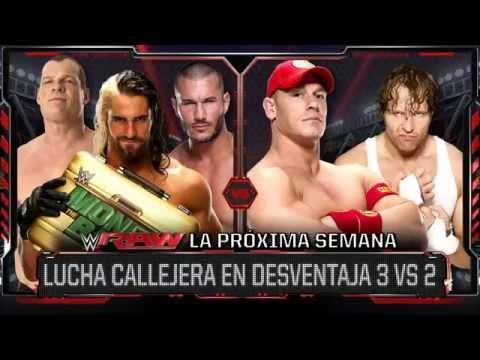 WWE en Espanol: 17 de Octubre, 2014
