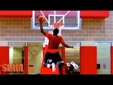 Victor Oladipo 2013 NBA Draft Workout - #2 Pick Orlando Magic - Indiana Hoosiers