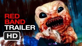 Bad Milo Official Red Band Trailer (2013) - Ken Marino Comedy HD