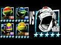 Черепашки-Ниндзя Легенды - СЦЕНЫ НАСИЛИЯ испытание (мобильная игра) TMNT Legends UPDATE X