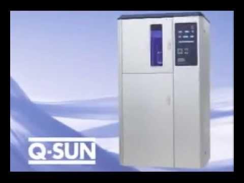 Camera xenon test Q-SUN B02