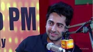 Nautanki Saala Promotions | Radio Mirchi 98.3 Fm (Delhi)