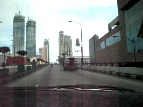 Shaw Blvd in Mand. City, Metro Manila Part 1/2