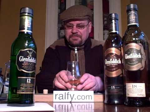 whisky review 18  - Glenfiddich 12 y.o.