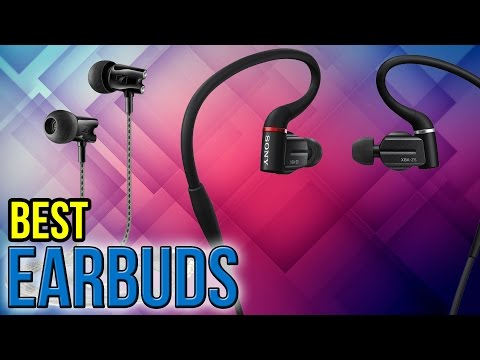 10 Best Earbuds 2017 - UCXAHpX2xDhmjqtA-ANgsGmw