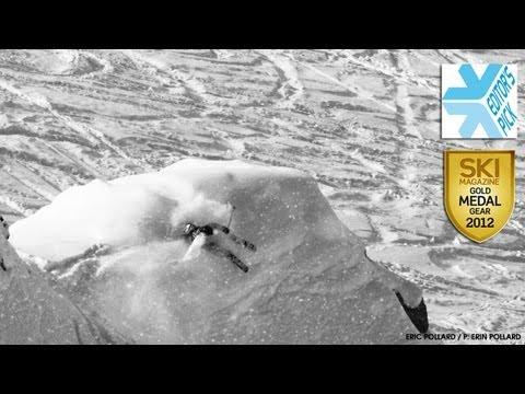 LINE Skis Mr. Pollard-s Opus 2012 Ski - ERIC POLLARD-S POWDER SKIS FROM THE FUTURE