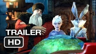 Rise of the Guardians Official Trailer (2012) - Alec Baldwin, Hugh Jackman Movie HD