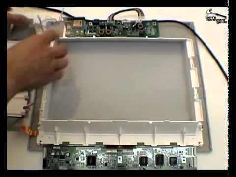 видеопроектор из жк монитора