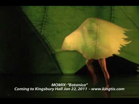 "MOMIX: ""Botanica"" at Kingsbury Hall"