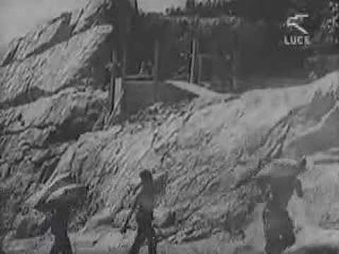 WWII. Cinegiornali Luce su Archaeological Bunker