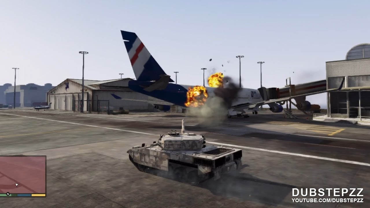 airport five forces