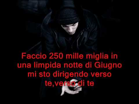 space bound - eminem [SUB ITA]