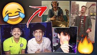 ردة فعلنا على أغاني اليوتيوبرز  ..