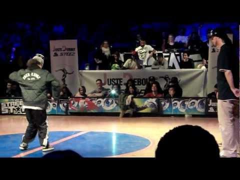 Greenteck & Devious vs Anton & Jonathan @Streetstar 2012 Popping Quarter Finals