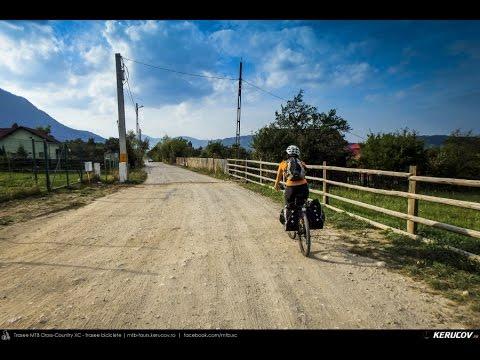 VIDEOCLIP Traseu MTB Zarnesti - Magura - Pestera - Moieciu - Bran - Predelut - Zarnesti