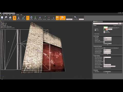 3ds Max & Unreal Editor Tutorial: Create a game environment, Part 3