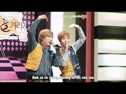 [Vietsub + Kara] please - Super Junior LeeTeuk, ShinDong [sj13vn.com]