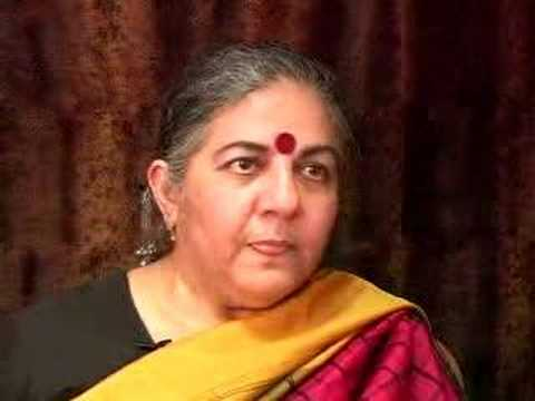 Seeding Deep Democracy - Vandana Shiva