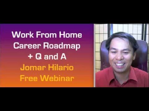 VA Career Roadmap Webinar VIDEO By Jomar Hilario