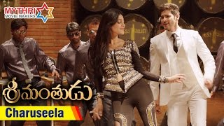 Srimanthudu Charuseela Song Trailer