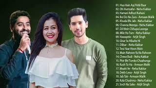 Best Songs Hindi Playlist 2019 - INDIAN HEART TOUCHING SONGS - अरमान मलिक, नेहा कक्कर, अरिजीत सिंह