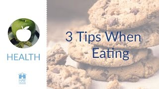 3 Easy Tips for Daily Healthy Eating with The Plant Plus Diet Solution