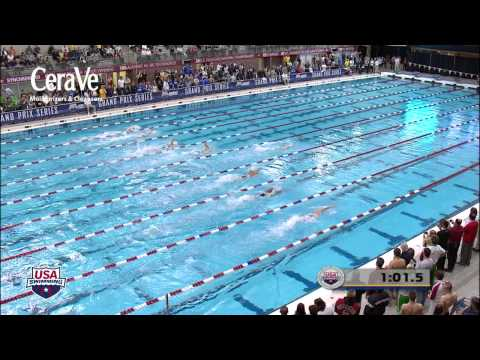 Men's 200m Freestyle A Final - 2012 Columbus Grand Prix