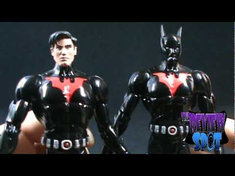 Toy Spot - DC Universe Classics Wave 4 KB Exclusive Unmasked Terry McGinnis figure
