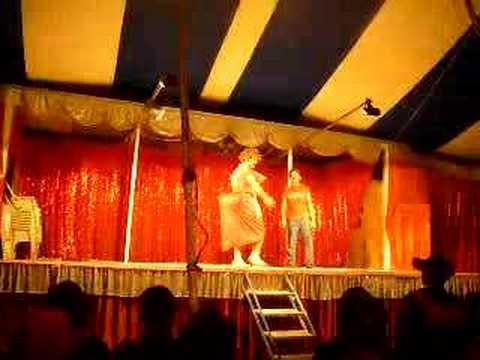 Hipnotista Fabiani - Show de Niurka Y Boby Pardo