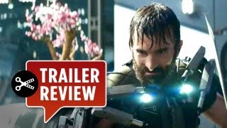 Instant Trailer Review: Elysium TRAILER (2013) - Matt Damon, Jodie Foster Sci-Fi Movie HD