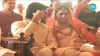 Ram Charan, Upasana Wedding Festivities at Domakonda Fort 02