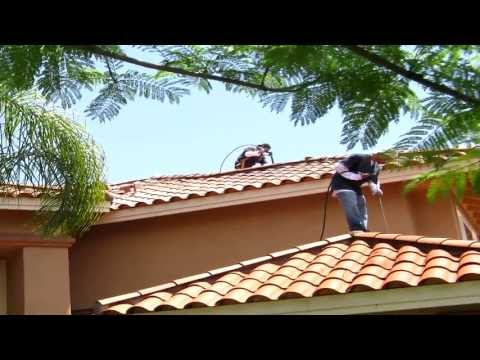 Roof Cleaning Los Angeles Customhomedetailing.com