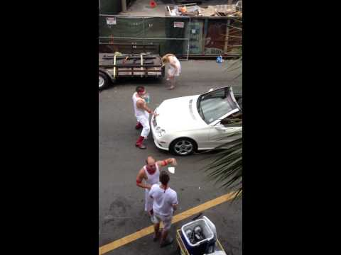 Running of the Bulls NOLA