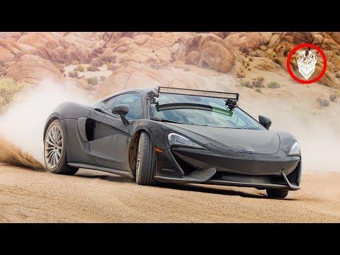 Off-Road McLaren 570 GTs | GNARPM ep.20 - UCnAP15ug0aWmhEuNFygpRzA