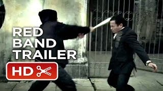 The Raid 2: Berandal Official Red Band Trailer (2013) Crime-Thriller HD