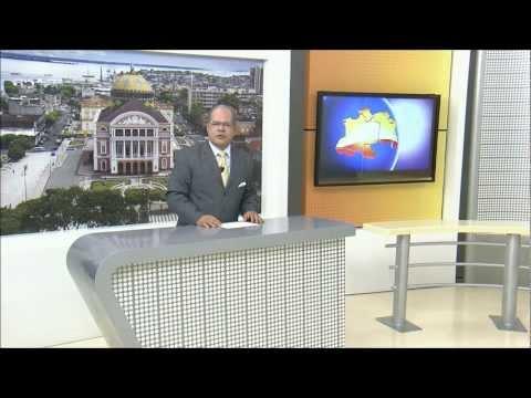 Bom Dia Amazônia - Escalada e vinheta (24/10/11) TV Amazonas HD