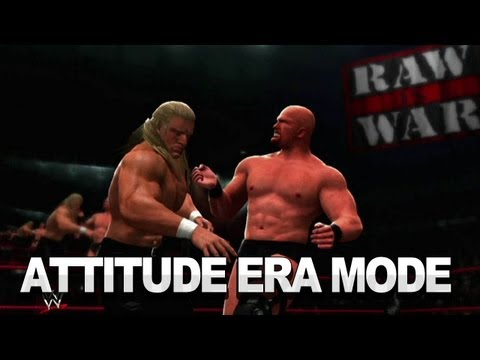 WWE '13 Attitude Era Mode Trailer