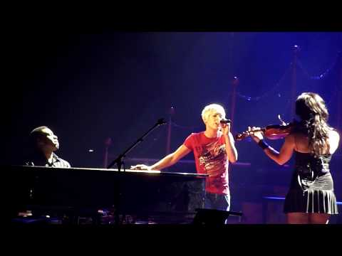 Pink Funhouse Tour Cologne Family Portrait HD 720P
