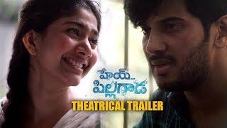 Sai Pallavi's HEY PILLAGADA new theatrical trailer    Dulquer Salmaan    Gopi Sundar    Kali