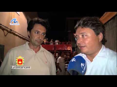 Toros y Pueblos entrevisto al Conseller de gobernación de la Comunidad Valenciana Luis santamaria